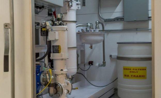Engineered diesel fuel management system