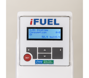iFuel Diesel Fuel Flow Meter with Data Collection and Data Analysis